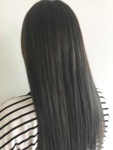 髪質改善写真